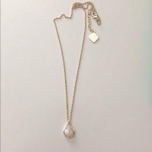 Kendra Scott Opal Pendant Necklace